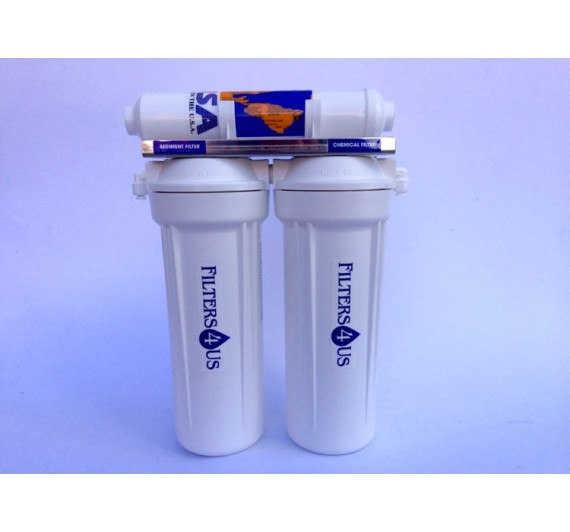Three Stage Under-sink Water Filter