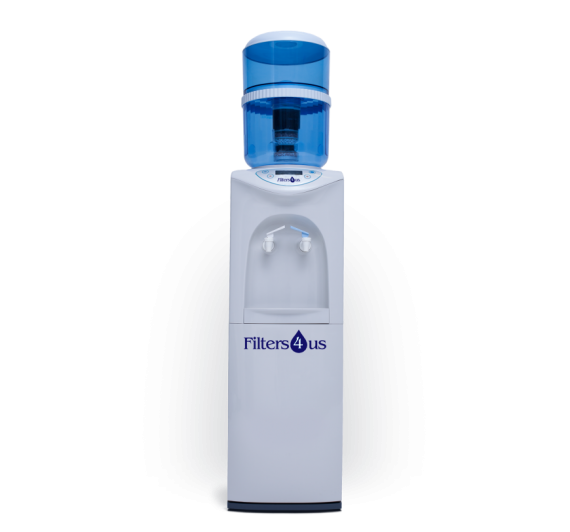 Floor Standing Water Dispenser - Filtered Bottle